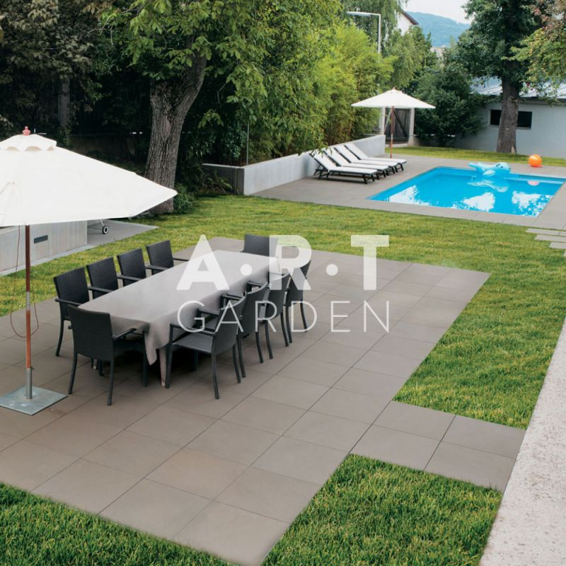Le carrelage un intemporel moderne am nagement ext rieurs for Carrelage terrasse exterieur moderne